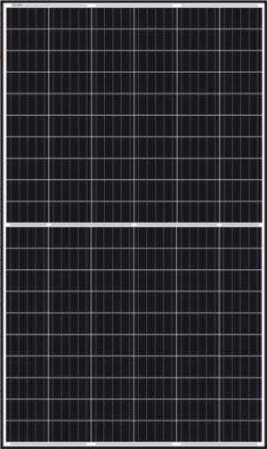 DMEGC - DM345G1-60HBW - 345Wc Mono - Fond blanc panneau solaire
