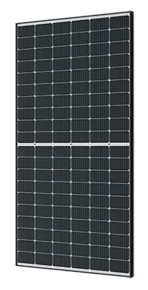 TRINA - TSM-375-DE08M.08(II) - 375Wc - Mono - 120 1/2 cellules panneau solaire