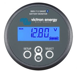 Victron energy battery monitor moniteur de batterie bluetooth