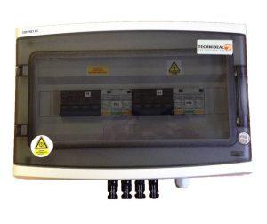 TECHNIDEAL - COFDC-9KW-2T-PRF coffret de proctection