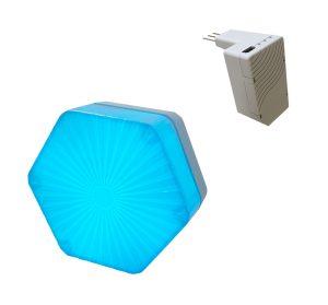 Monabee Optimeez lecteur d'energie + assistant lumineux