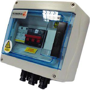 coffret de protection technideal cofdc 3KW